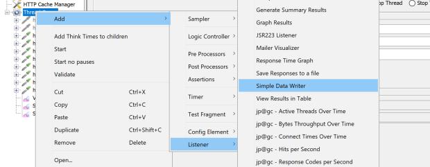 simpledatawritter